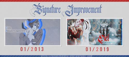 Signature Improvement by Legilia