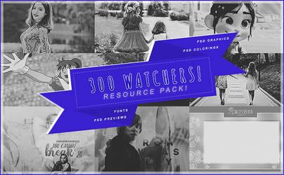 3OO Watchers Resource Pack by KuroTennyo