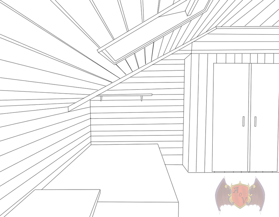 skylight dorm room template by 0ffin on deviantart