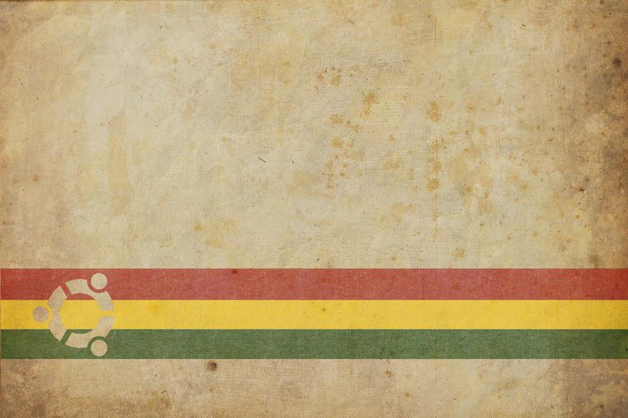 Ubuntu Reggae by sixty8doors