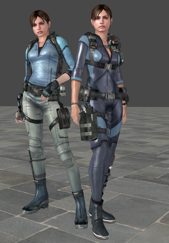 Resident Evil Modding on Xnalara-Customized - DeviantArt