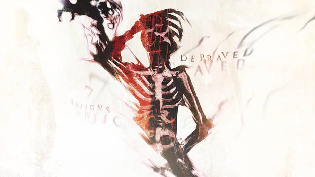 Depraved - Wallpaper