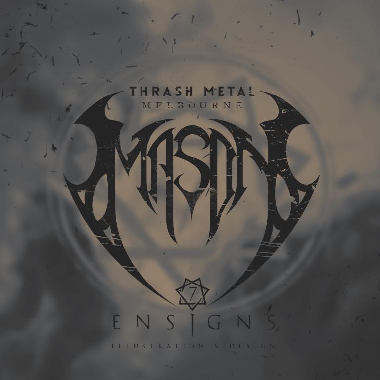 Mason - Logo by Cihanberk