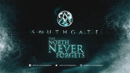 Southgate - E-Sport Gaming Visuals - Logo and Text