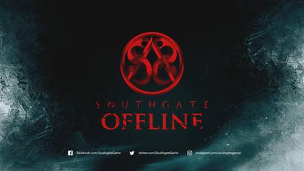 Southgate - E-Sport Gaming Visuals - Offline Page by Cihanberk
