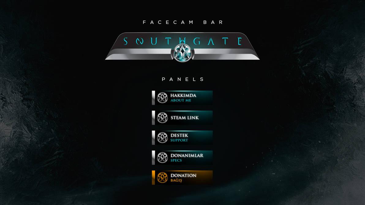 Southgate - E-Sport Visuals - Panels by Cihanberk