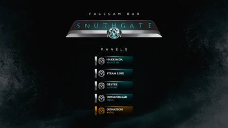 Southgate - E-Sport Visuals - Panels