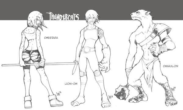 thundercats by Dark-Dag