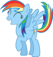 Happy Dash Is Happy by Eamon-Valda