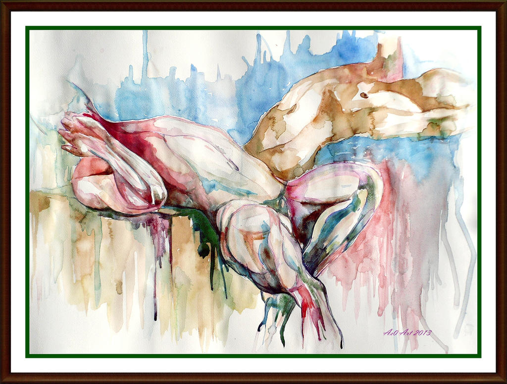 Anatomy Abstract By Ask0art On Deviantart