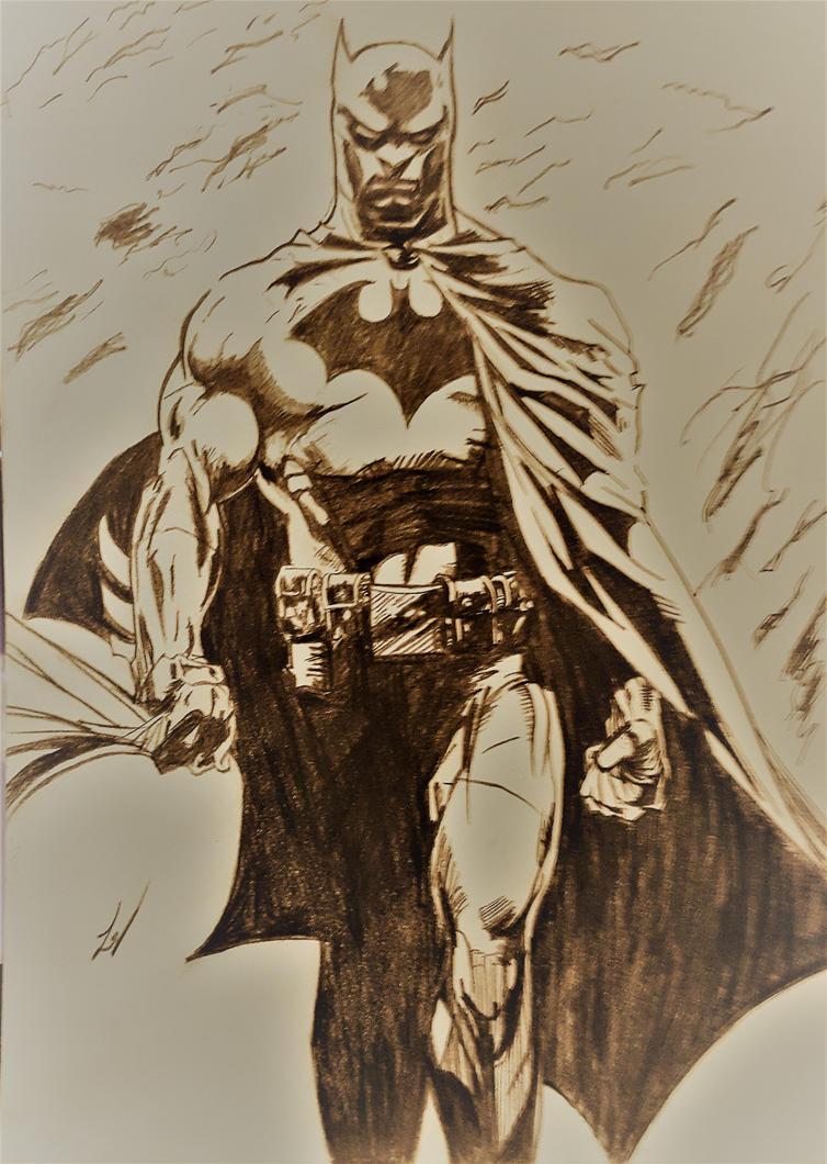 Batman FanArt by jackal0199