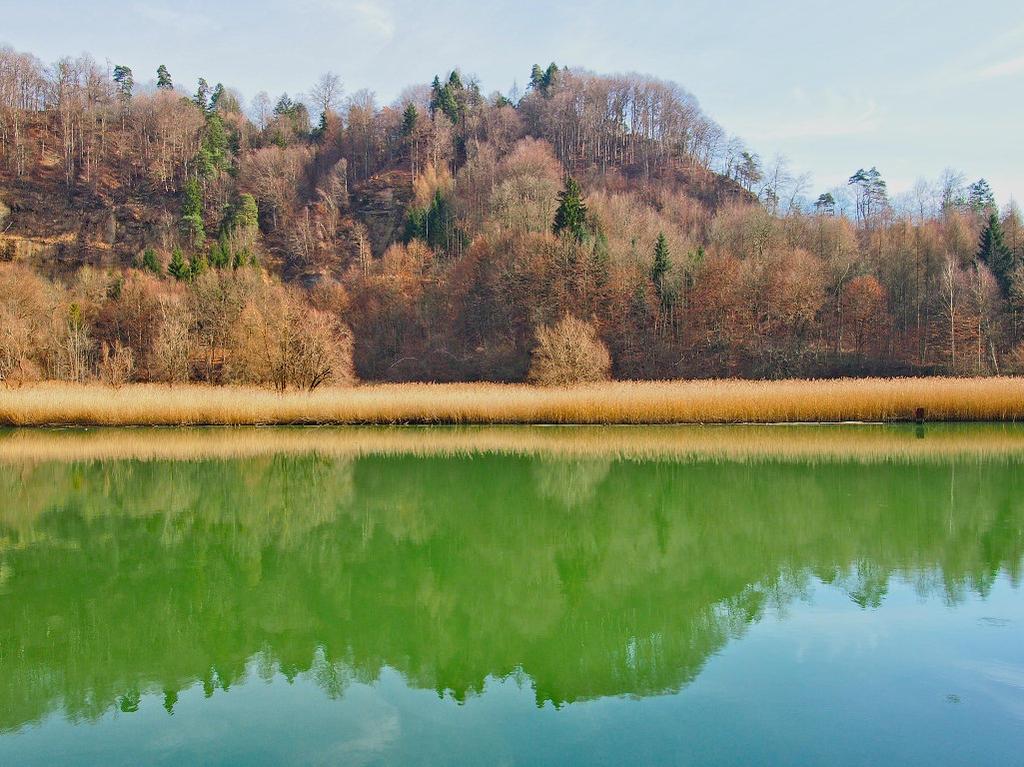 Lac de Perolles by kbuckm