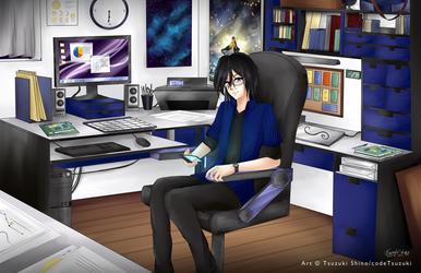 CC Vinn's Office