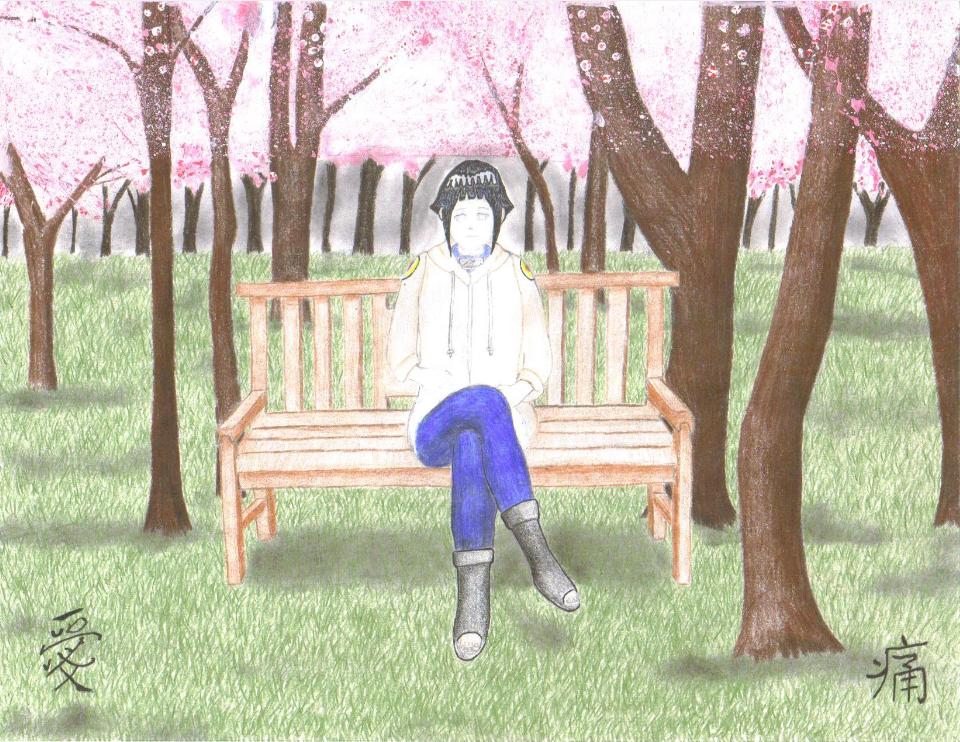 Hinata Hyuga by GrimMaroon