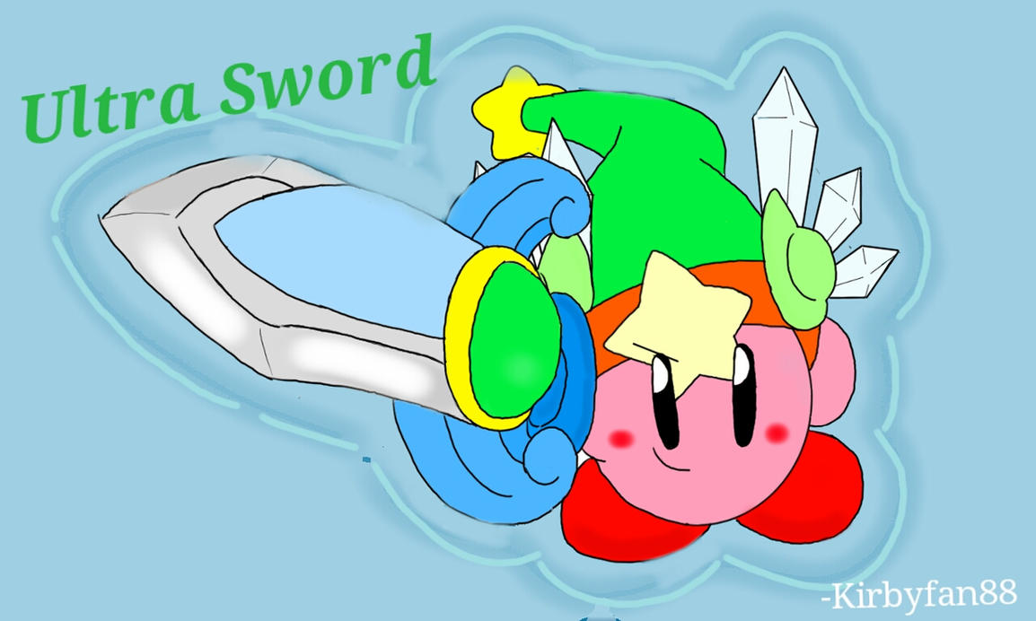 ultra sword kirby - photo #5