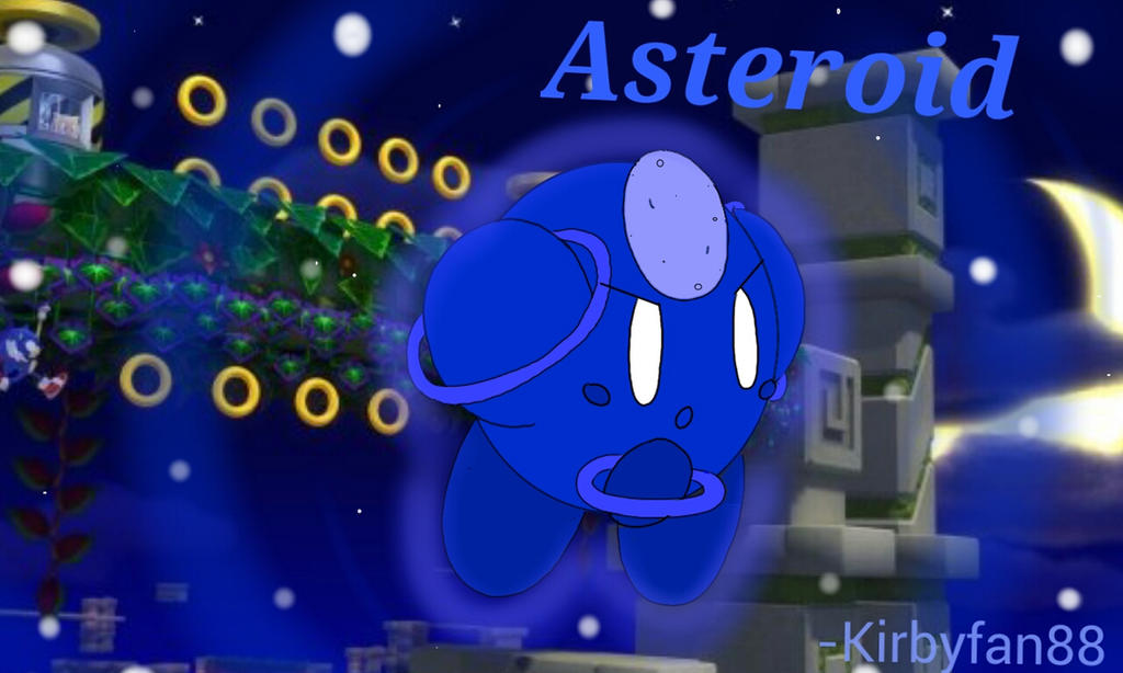 Asteroid Kirby by kirbyfan88 on DeviantArt
