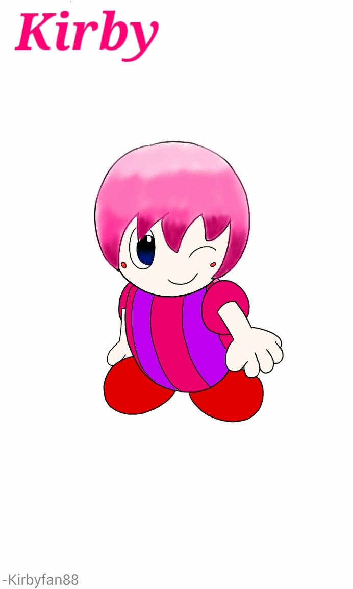 Image Result For Kirby As Link