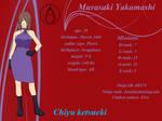 murasaki's profile -simple-