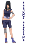 :CE: Kasumi's chuunin outfit