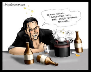 Rob Lucci: Totally Wasted by Thrior
