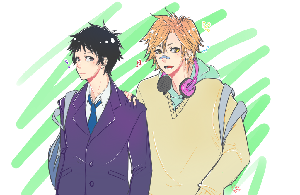 Original Characters by satoo-yuki