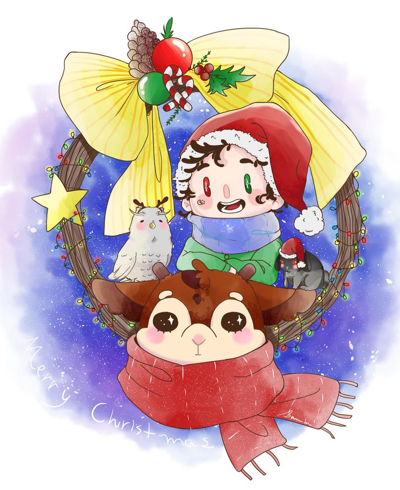 Merry Christmas! by satoo-yuki