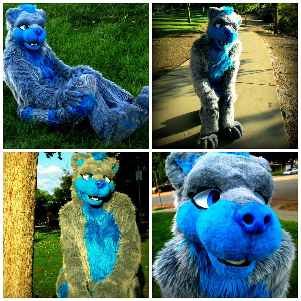 Fursuit (Full Suit) for Sale! by CuddlyFeline on DeviantArt