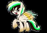 Rainbow Power: Console Command by Cliffside-Koumori