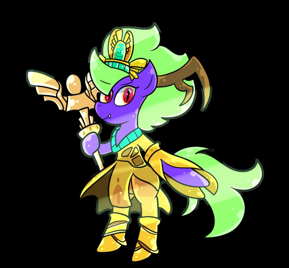 Midnight the Golden Queen (RP her Golden majesty) by Midnight-Devilwitch