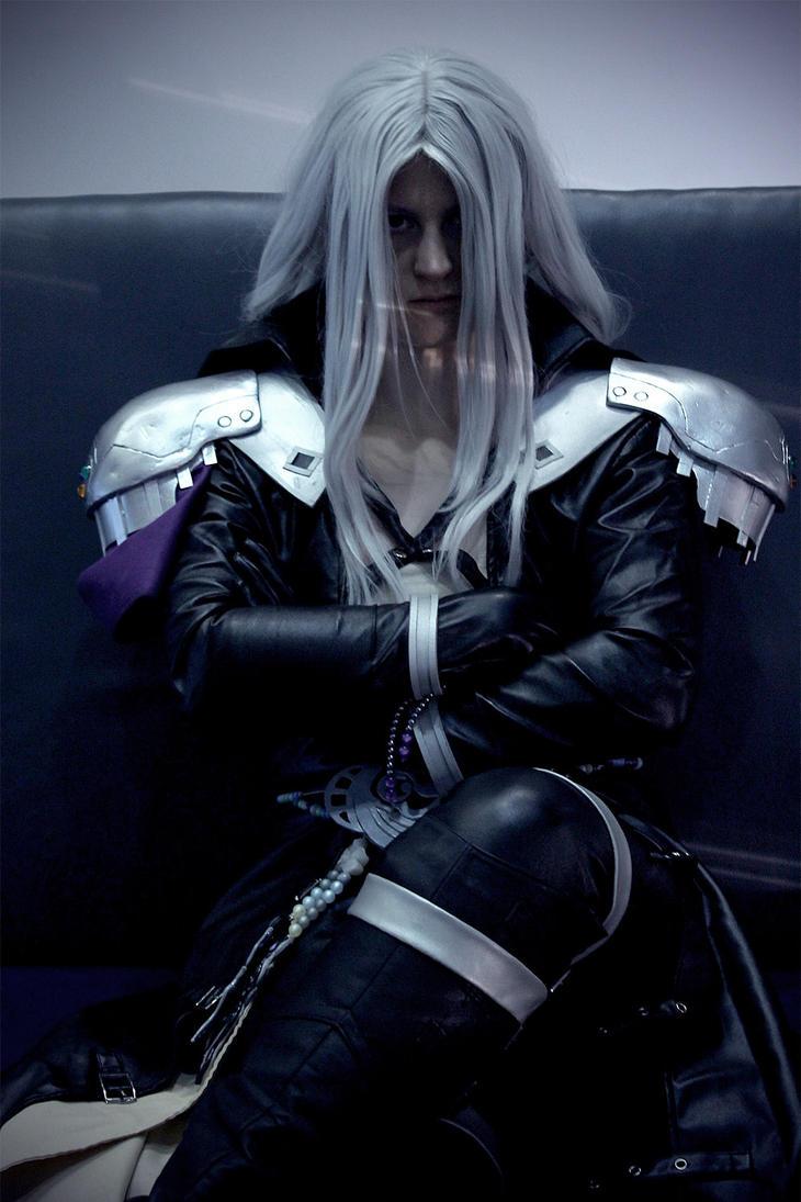 Sephiroth (Dissidia 012) by Kinneya-Strife