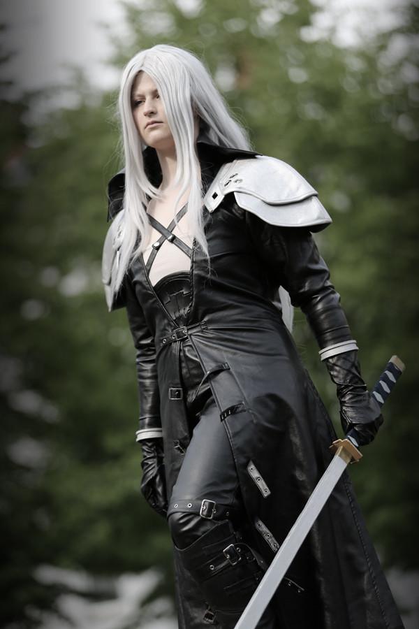 Sephiroth~ by Kinneya-Strife
