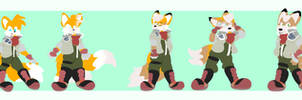 Star Fox TF (Commission)
