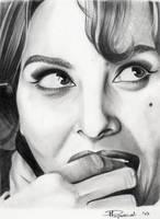 Sophia Loren by MariArt91