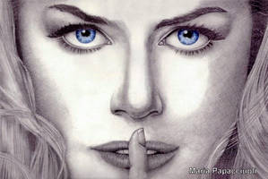 Nicole Kidman by MariArt91