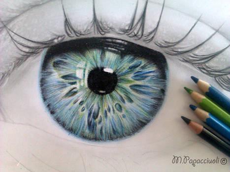 Eye - work in progress 2