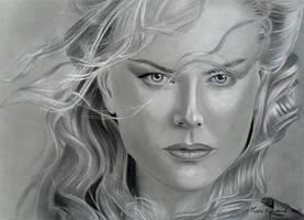 Nicole Kidman 2 by MariArt91