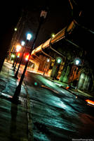 Understreets of Morgantown by Bawwomick