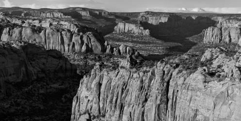 Shades of Tsegi Canyons