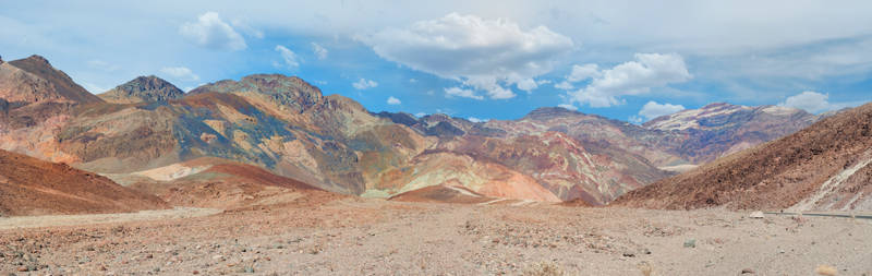 Hills of Artist's Pallet