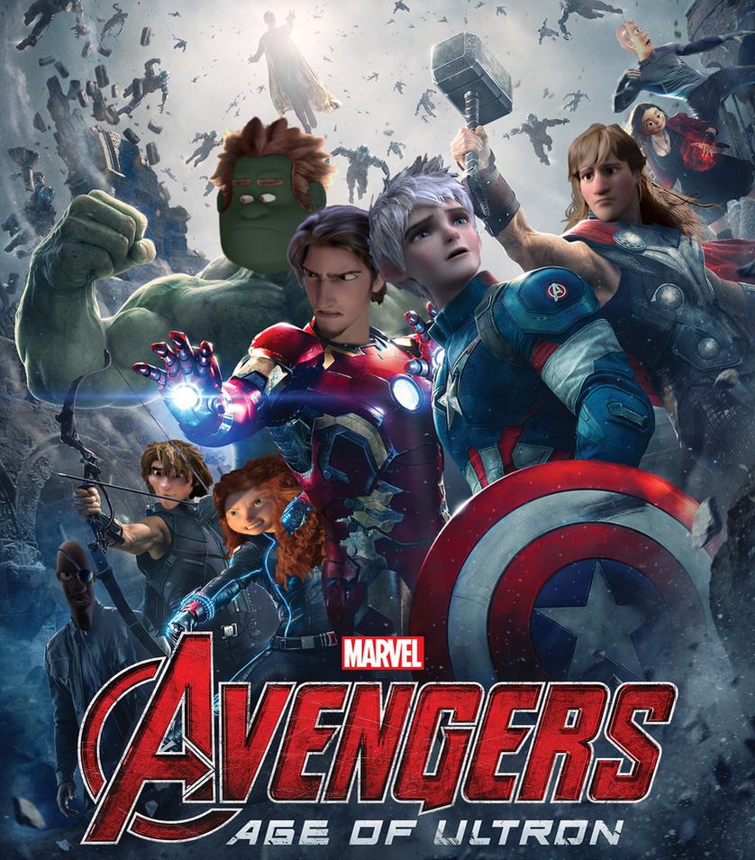 Avengers - Age of Ultron by JOSGUI