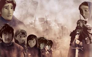 Stark Family by JOSGUI