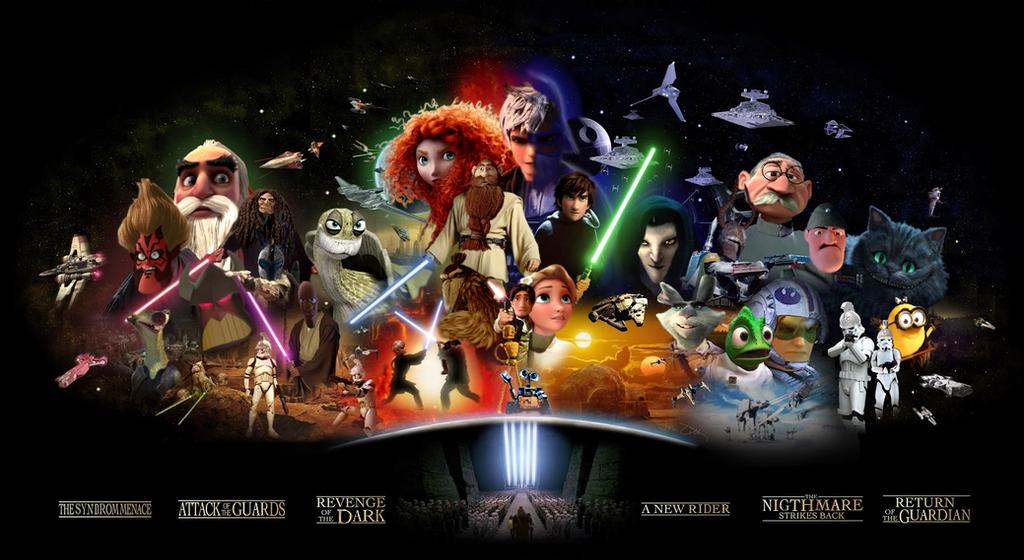RotBTD - StarWars by JOSGUI on DeviantArt Jabba The Hutt And Leia Fanfiction