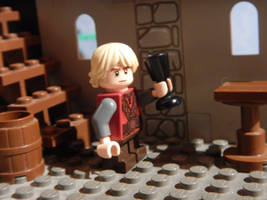 Lego Game of Thrones - Tyrion Lannister by JOSGUI