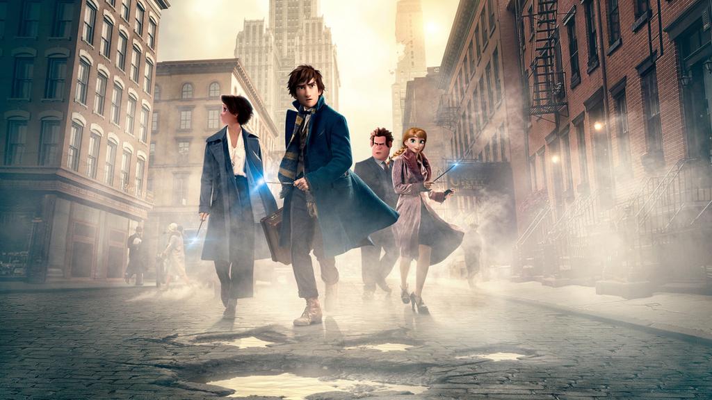 Fantastic Beasts by JOSGUI