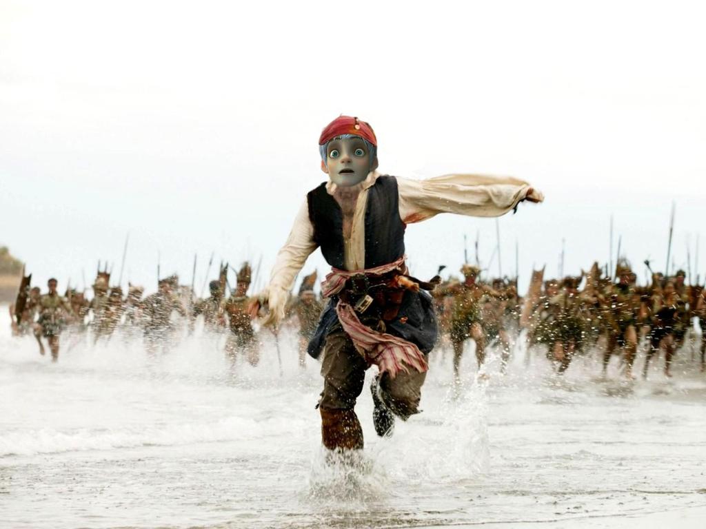 Jack run by JOSGUI