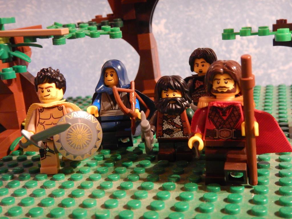 Aventures Lego by JOSGUI