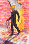 Ghost Rider by JOSGUI