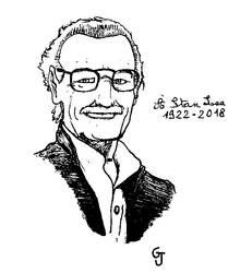 Stan Lee by JOSGUI