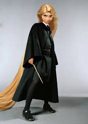 Ravenclaw princess by JOSGUI