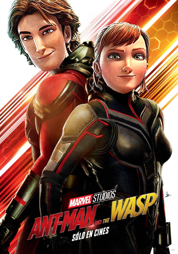 Ant-Man and the Wasp by JOSGUI